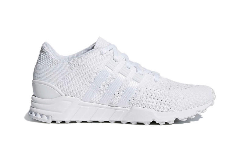 adidas EQT Support RF Primeknit Triple White Release Info