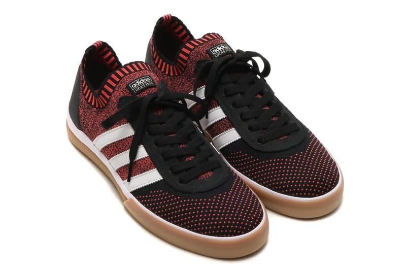 adidas Lucas Puig Lucas Premiere ADV Primeknit sneaker shoe release date drop primeknit skateboarding