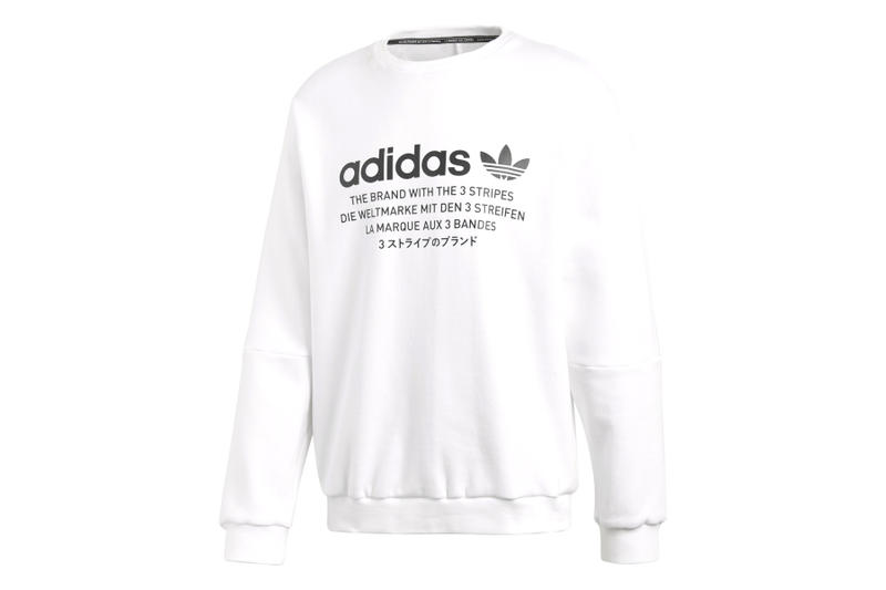 adidas Originals NMD Spring Summer 2018 Apparel Jacket Sweater T-shirt Vest Bags
