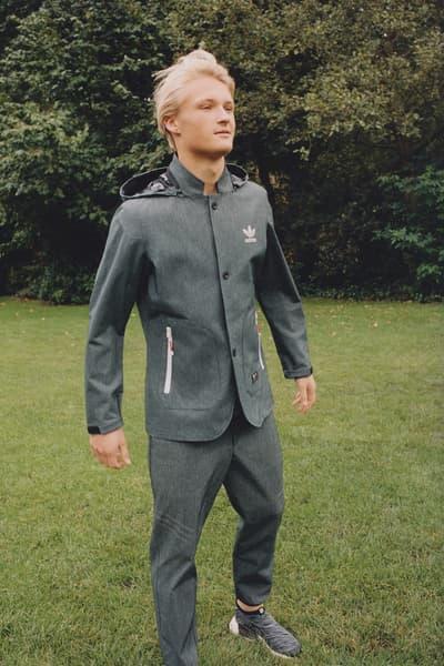 United Arrows & Sons adidas Originals Kasper Dolberg NMD_R2 NMD_CS1