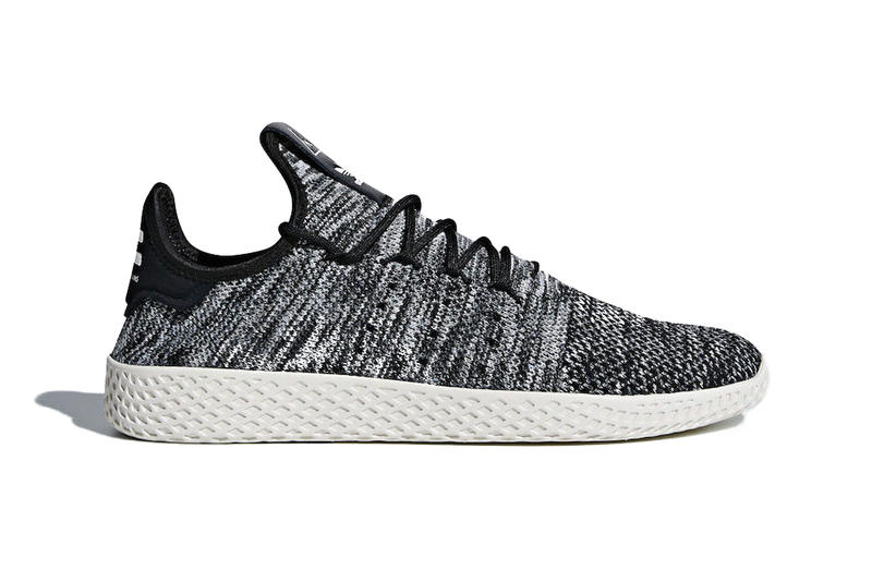 4b91af72a672c adidas Pharrell Tennis Hu Oreo March 2018 Release
