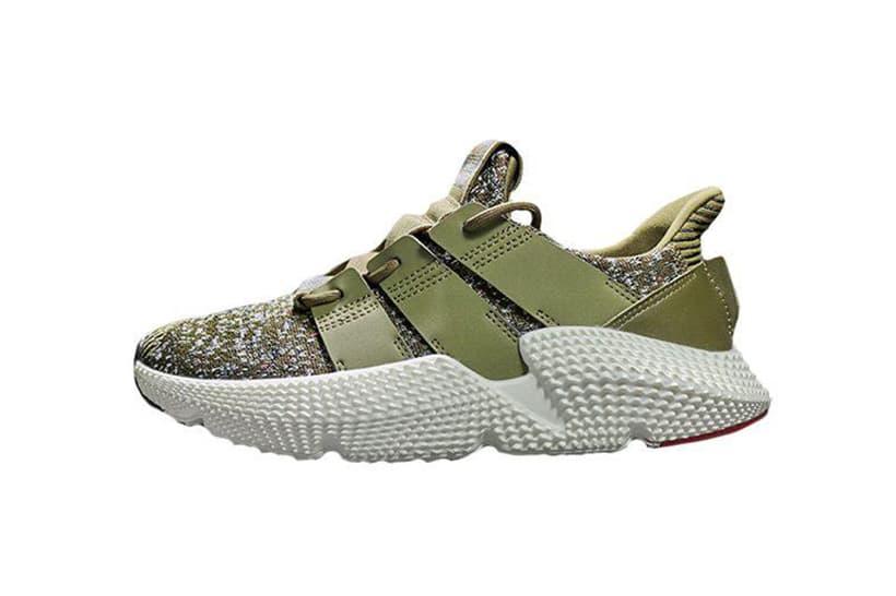 adidas Prophere Traoli Green 2018 January Release Date Info Sneakers Shoes Footwear Oneness Olive