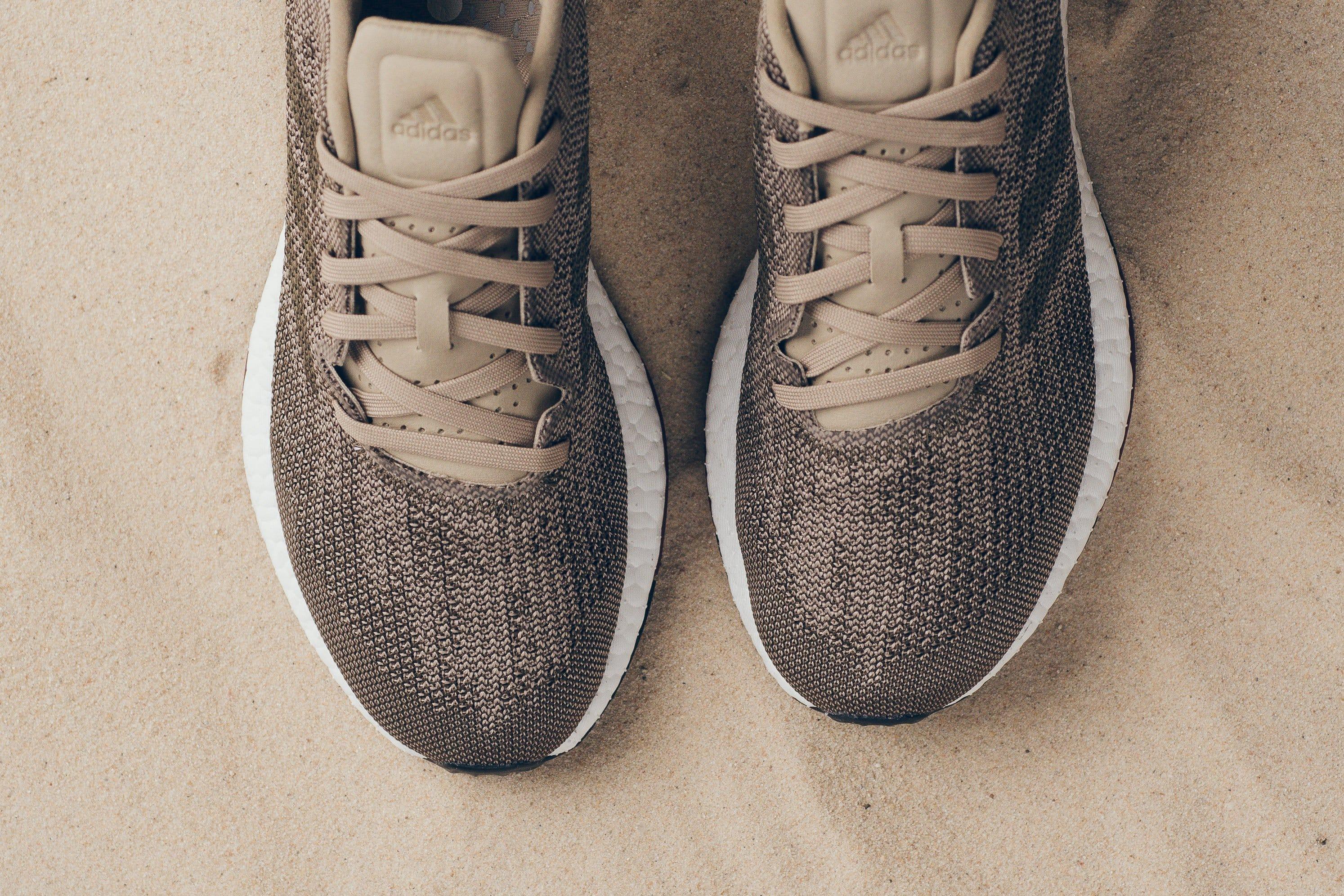 adidas PureBOOST DPR Tan and Black