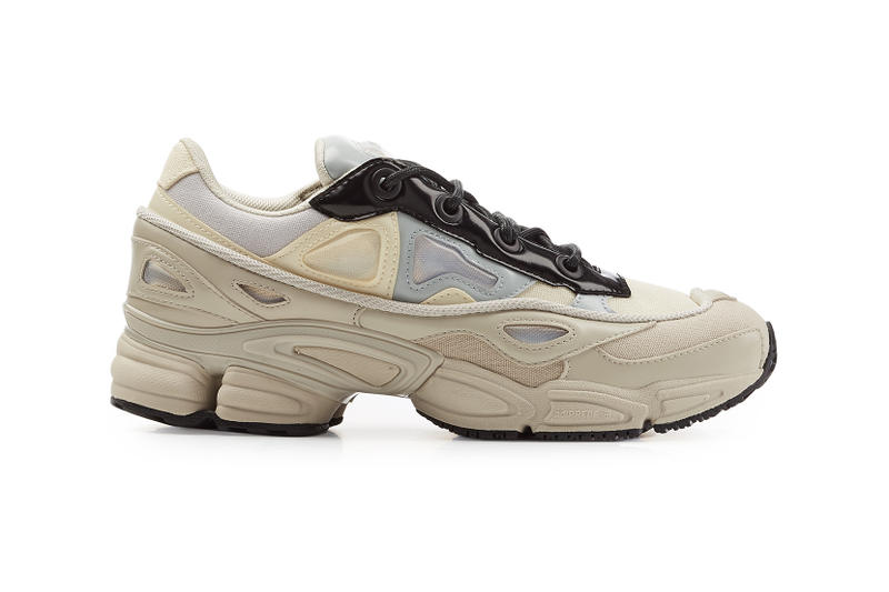 adidas by Raf Simons Ozweego III White Colorway Purple Colorway Red Colorway