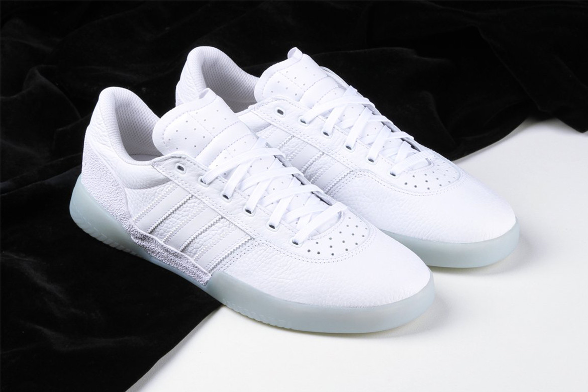 adidas Skateboarding City Cup in White