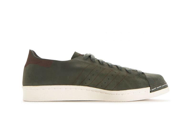 adidas Originals Superstar 80s Base Green Release