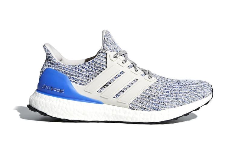 adidas UltraBOOST Blue Heel