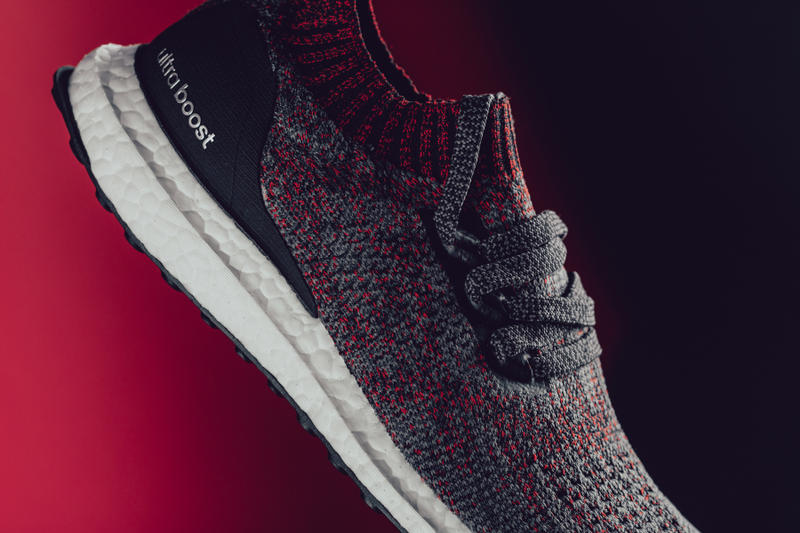 adidas UltraBOOST Uncaged Carbon runner sneaker