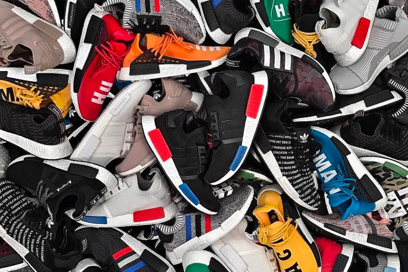 adidas sneakers increase US market share