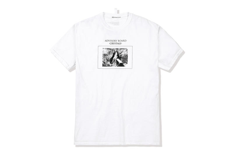 Advisory Board Crystals ''Failed Fantasies'' Exclusive HBX Capsule Collection Closer Look Online