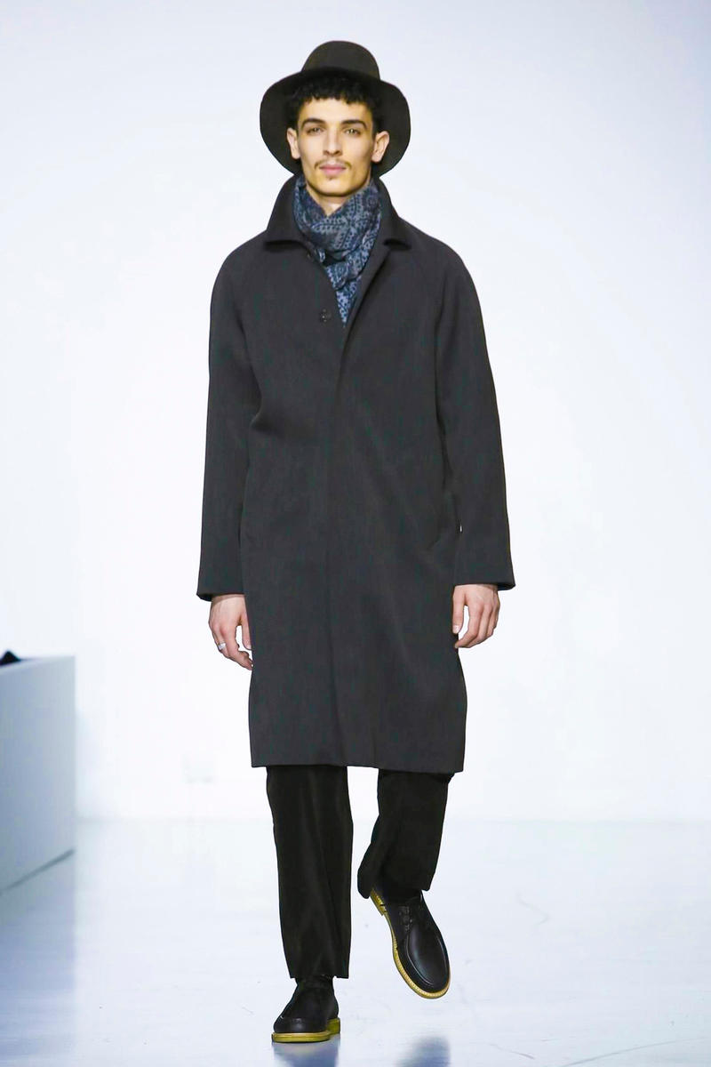 agnès b. 2018 Fall Winter Collection paris fashion week men's