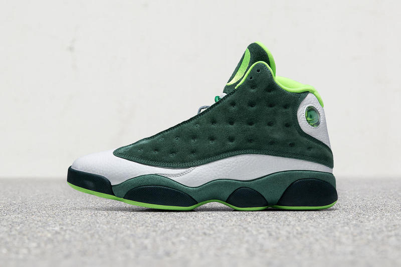 best service d0467 e79e3 Air Jordan 13 Friends & Family for Oregon Sports | HYPEBEAST