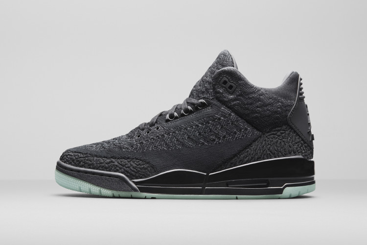 a670b9cc0747 New Air Jordan 3 Flyknit Debuts with Release Date
