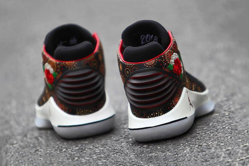 "Air Jordan 32 ""Chinese New Year"" Jordan Brand Lunar New Year"