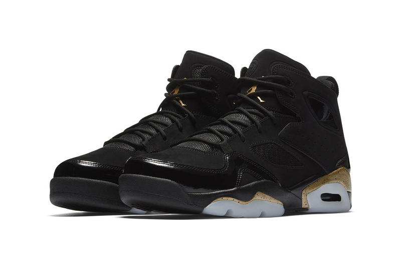 Air Jordan 6 DMP gold black speckled first look