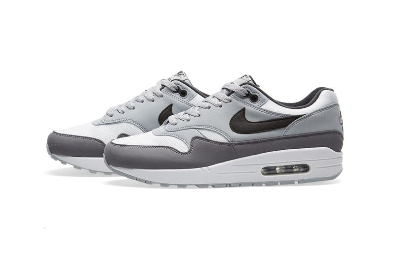 Nike Air Max 1 Wolf Grey END Clothing 2018 anniversary January Release Date Info Sneakers Shoes Footwear