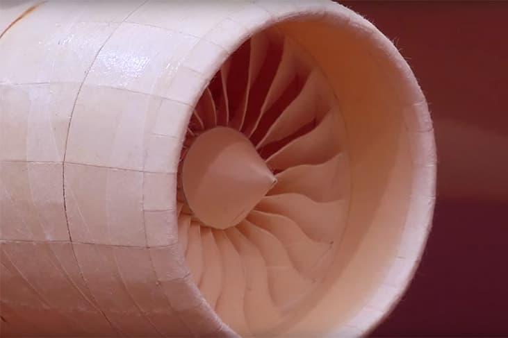 Luca Iacoini Stewart Airbus A380 Manila Paper