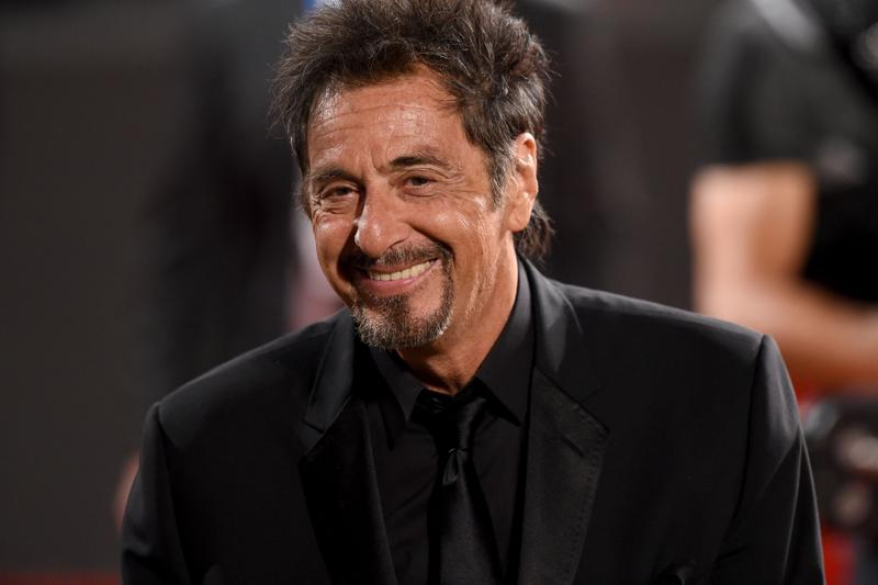 Al Pacino Retrospective New York City Celebrate Celebration