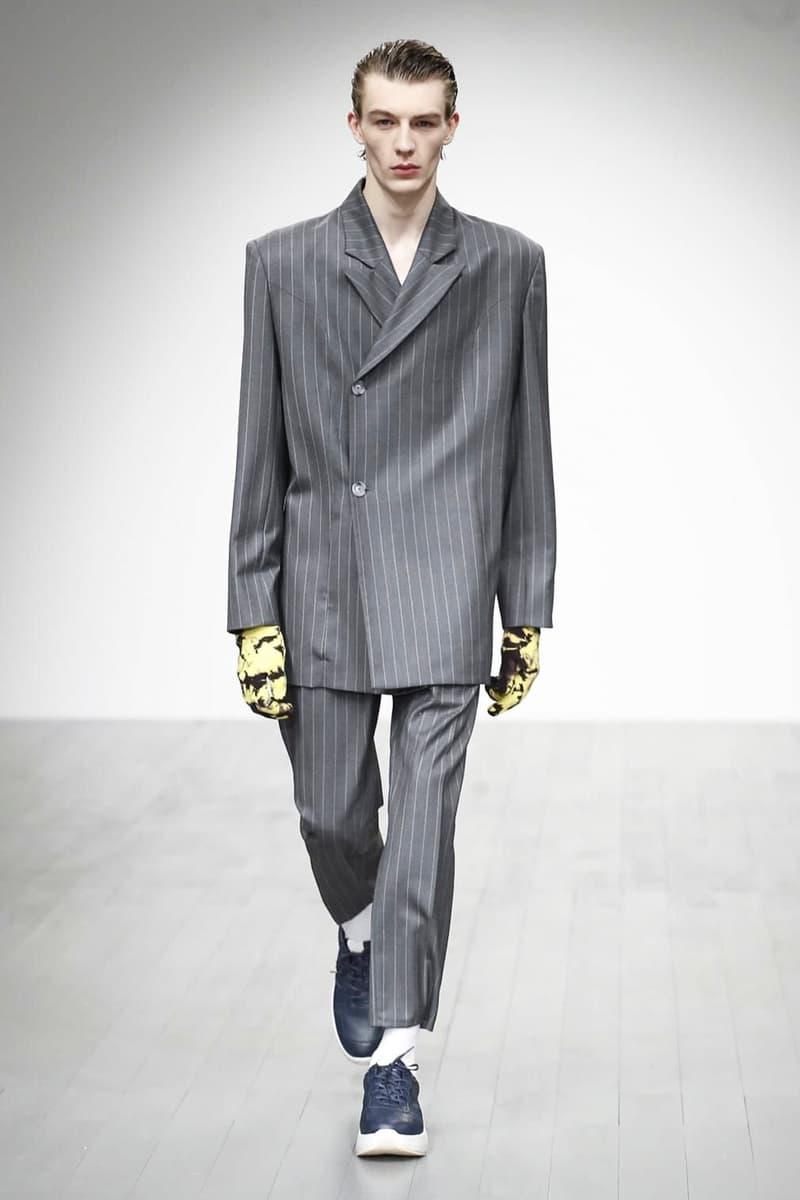 Alex Mullins 2018 Fall/Winter Collection london fashion week london fashion week men's lfwm lfw:m london fashion week 2018 fall/winter