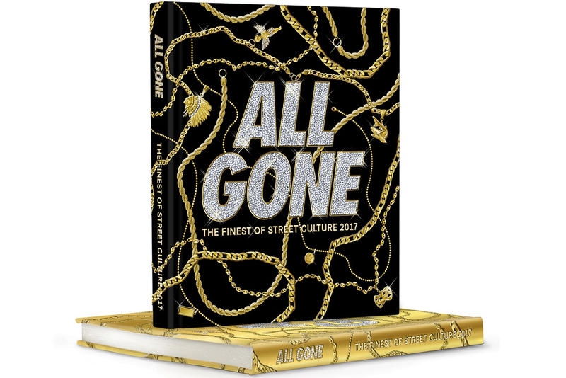 Michael Dupouy All Gone Finest of Street Culture 2017 Book Yoann Houlbert Club 75