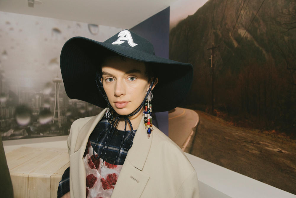 AMBUSH AMBUSH® Fall/Winter 2018 Paris Fashion Week Closer Look Yoon Interview Skepta LMVH Prize Sacai Chitose Abe