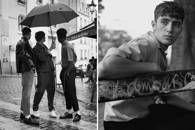 AMI Spring Summer 2018 Campaign Alexandre Mattiussi