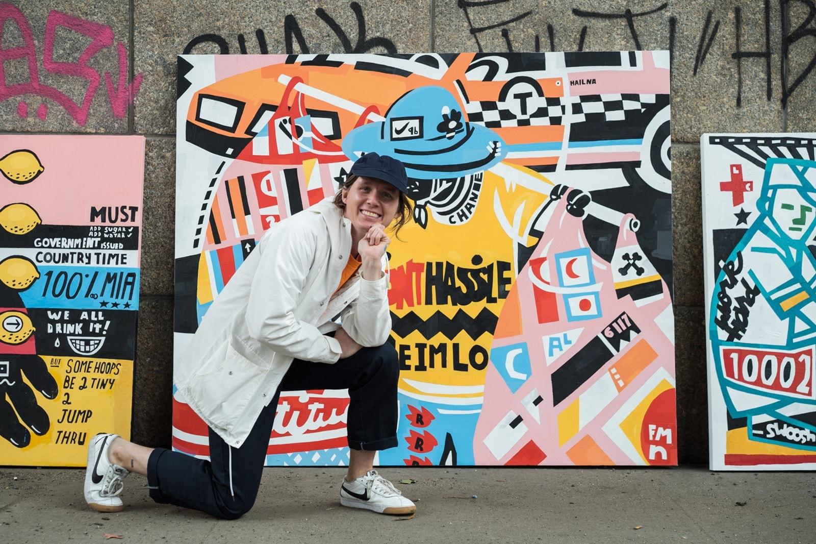 Anonymous Art Felipe Pantone Lushsux Jasper Wong Graffiti Urban Art Contemporary Secret Identity