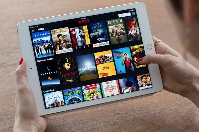 Apple Netflix Buy Rumor ipad online streaming