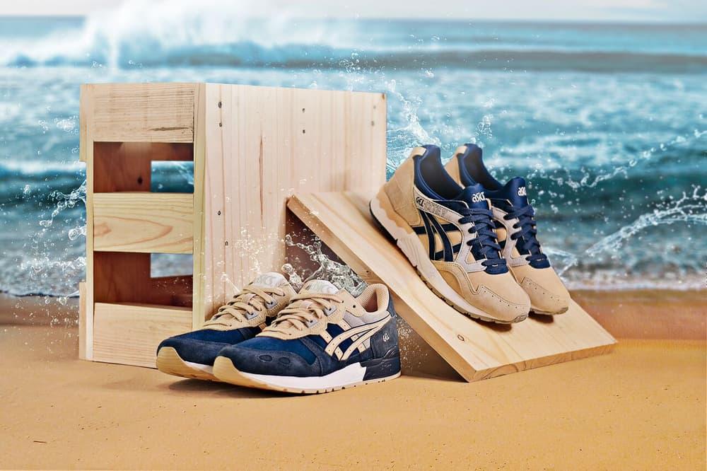 ASICS Gel Lyte V Beach Pack Suede Xtreme Gel-Mai nike air max 95 vapormax