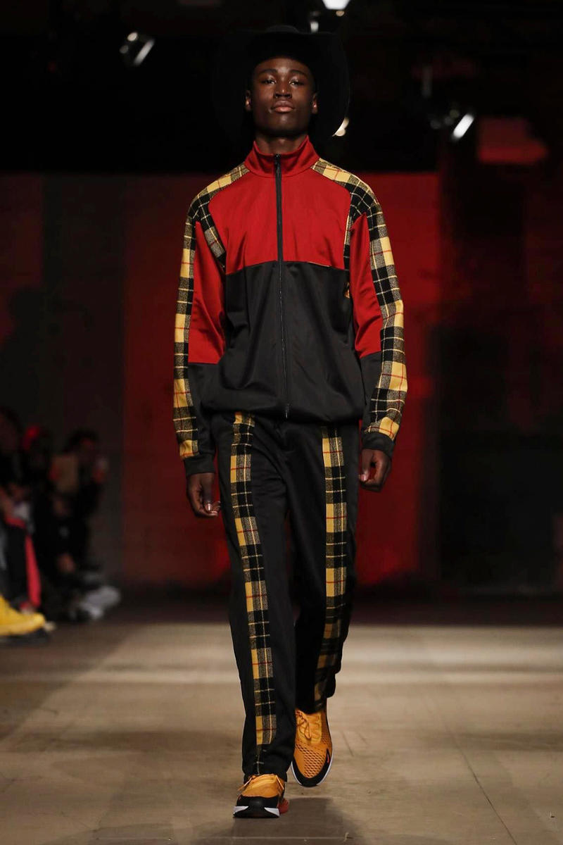 Astrid Andersen 2018 Fall/Winter Collection london fashion week london fashion week men's lfwm lfw:m london fashion week men's 2018 fall/winter