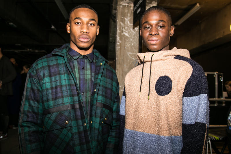 Astrid Andersen Buffalo Mark Lebon London Fashion Week: Men's Fall/Winter 2018