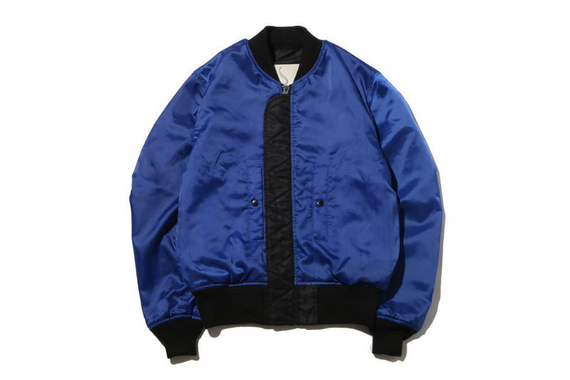 atmos Lab x Avirex Suka MA-1 Jacket Collaboration