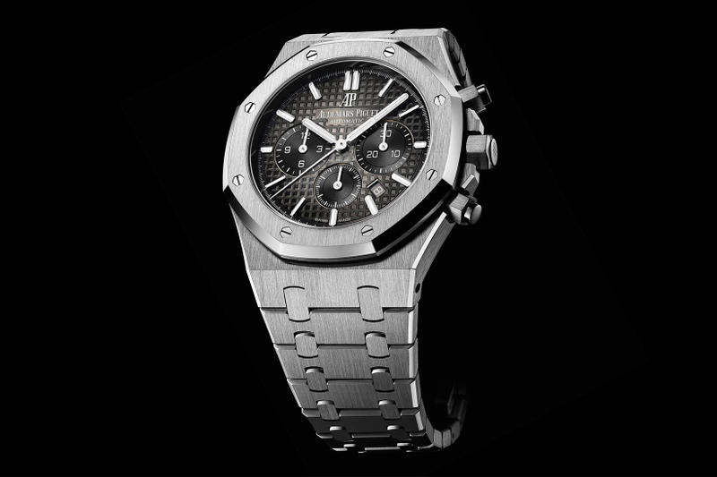 audemars piguet royal oak chronograph platinum hypebeast
