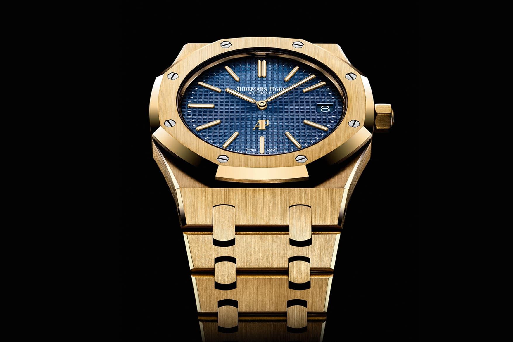 Audemars Piguet to Launch Second-Hand Watch Business