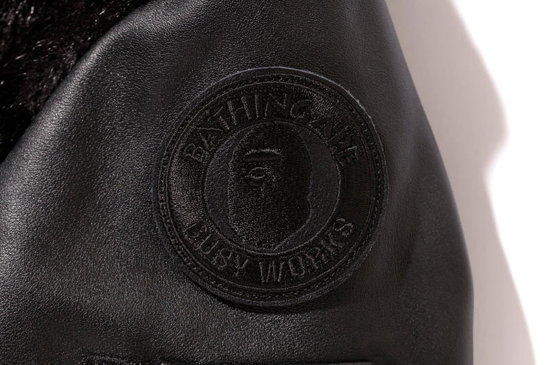BAPE A Bathing Ape Black Collection A BATHING APE®