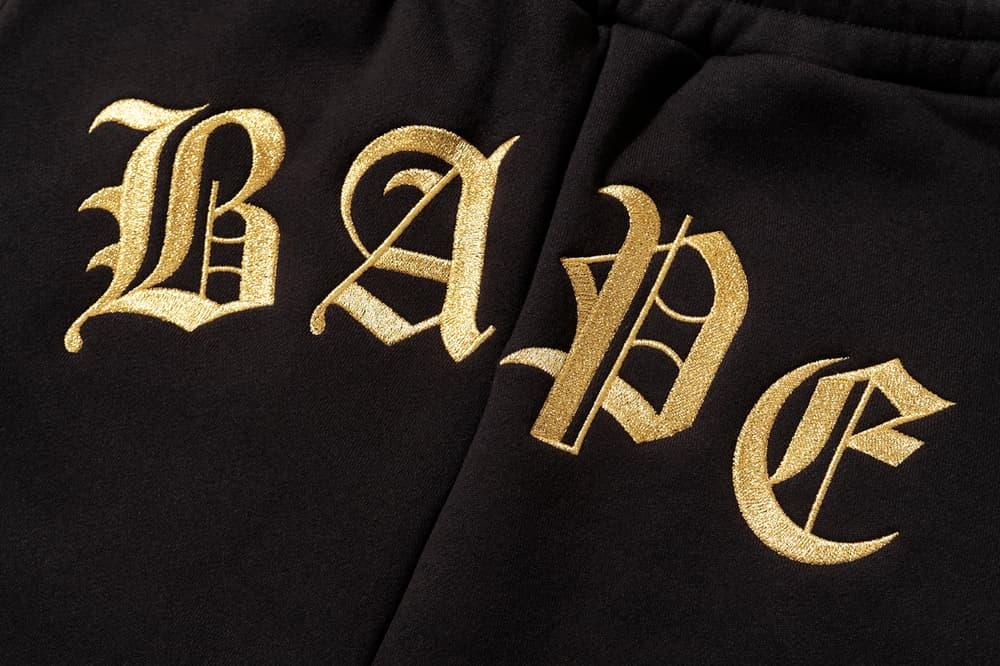 BAPE A Bathing Ape Black Collection A BATHING APE®