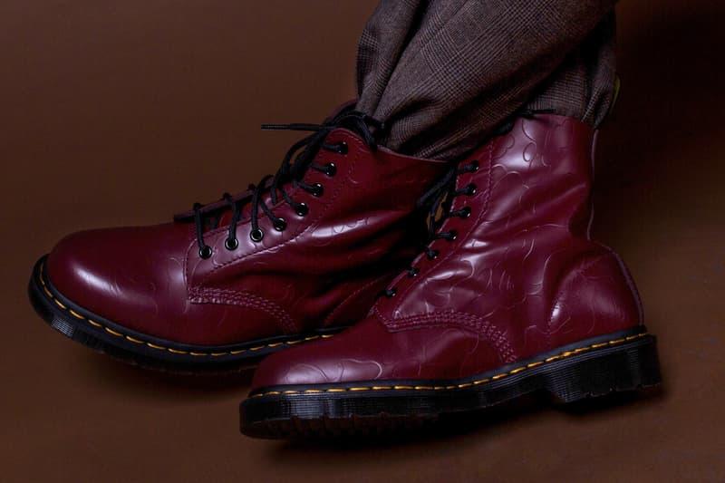 BAPE Dr. Martens 8-Eye Boot 3-Eye Shoe Pop-up Giveaway London