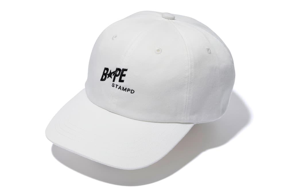 BAPE STAMPD Chris Stamp Roadsta Shark Hoodie Collaboration