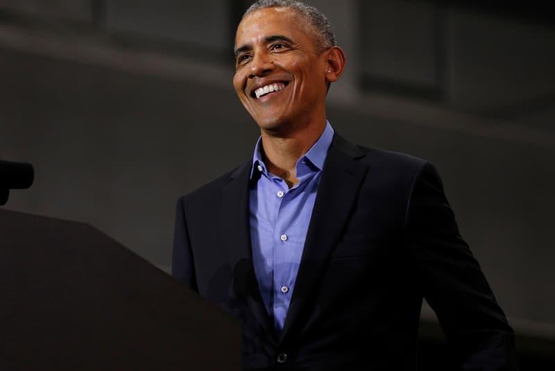 Barack Obama United States President