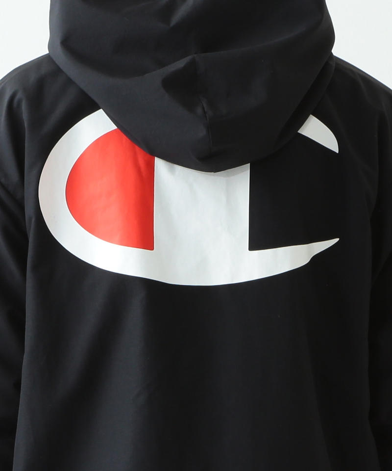 BEAMS Champion Capsule collection coach jacket track pants