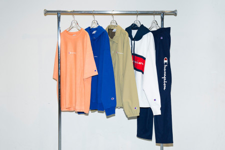 BEAUTY & YOUTH UNITED ARROWS Joins Dickies, Champion and Hanes for Spring/Summer 2018