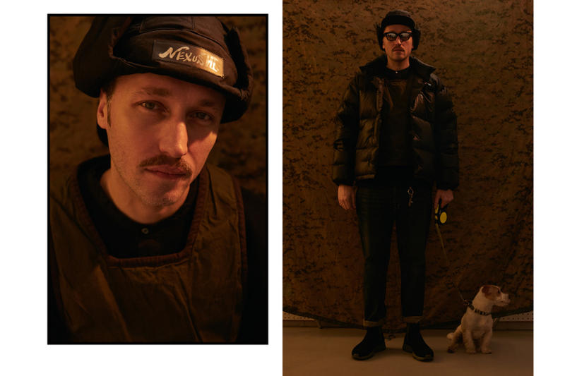 Belief Moscow Editorials Fashion Clothing Apparel Accessories WACKO MARIA NEIGHBORHOOD Cav Empt WTAPS ACRONYM NikeLab
