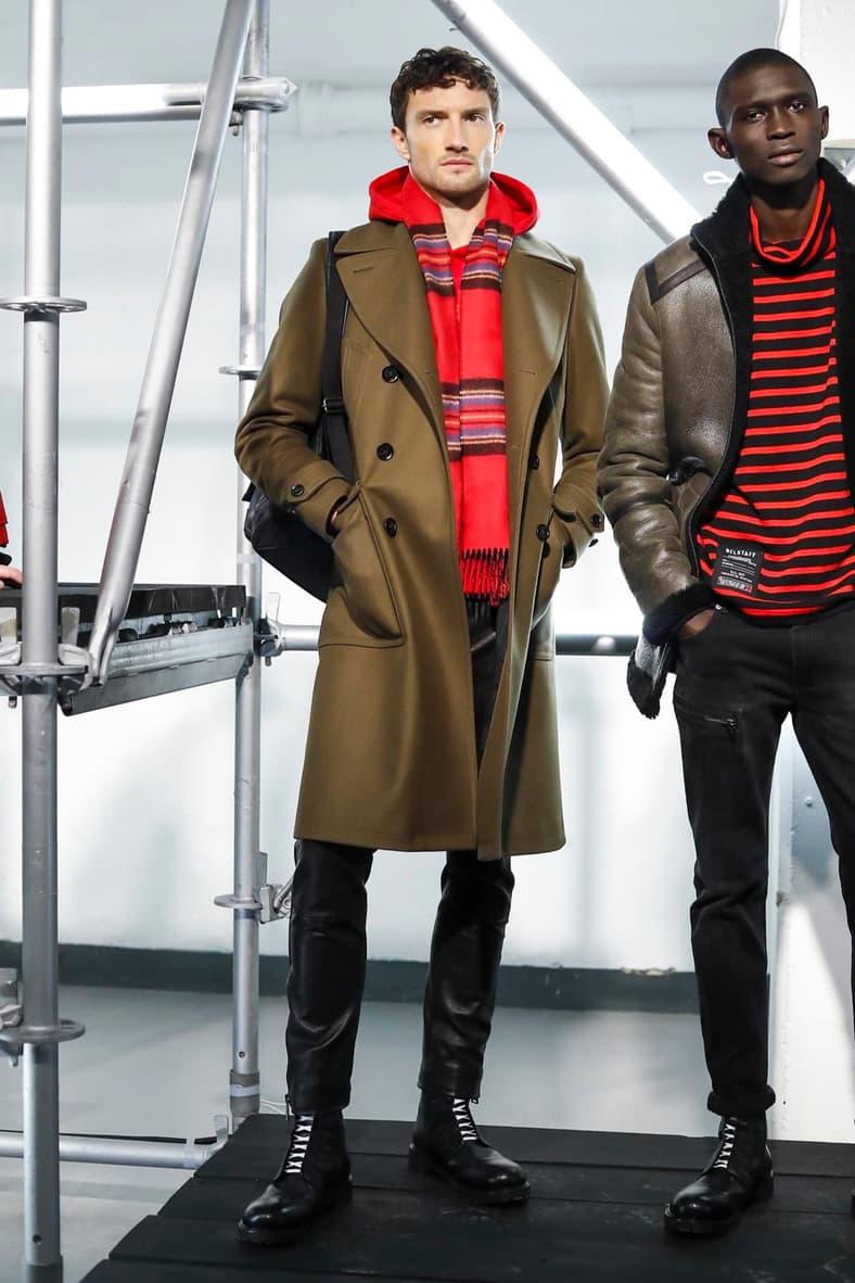 Belstaff 2018 Fall/Winter Collection london fashion week london fashion week men's lfwm lfw:m london fashion week men's 2018 fall/winter