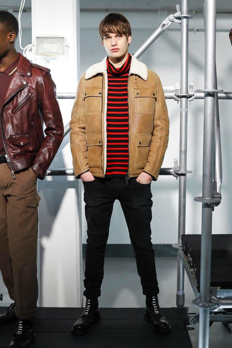 45e53fb472fb Belstaff 2018 Fall Winter Collection london fashion week london fashion  week men s lfwm lfw