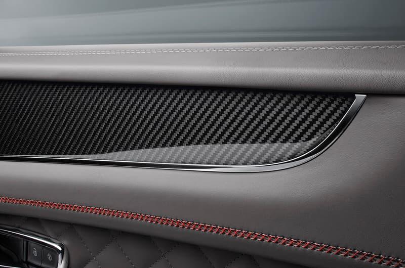 Bentley Bentayga V8 Luxury SUV