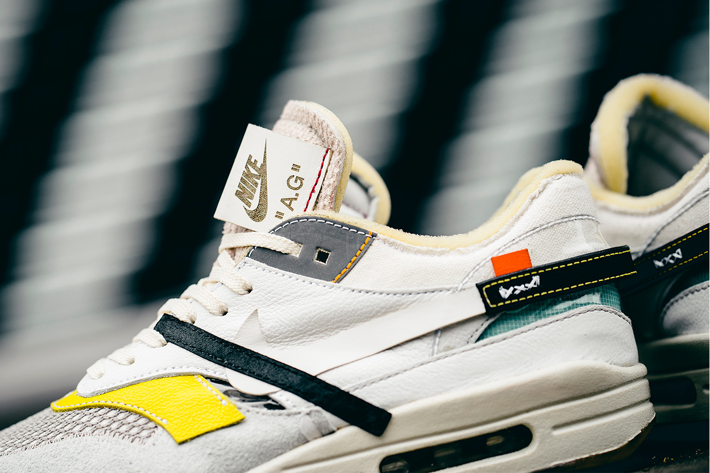 Off-White™-Inspired Air Max 1