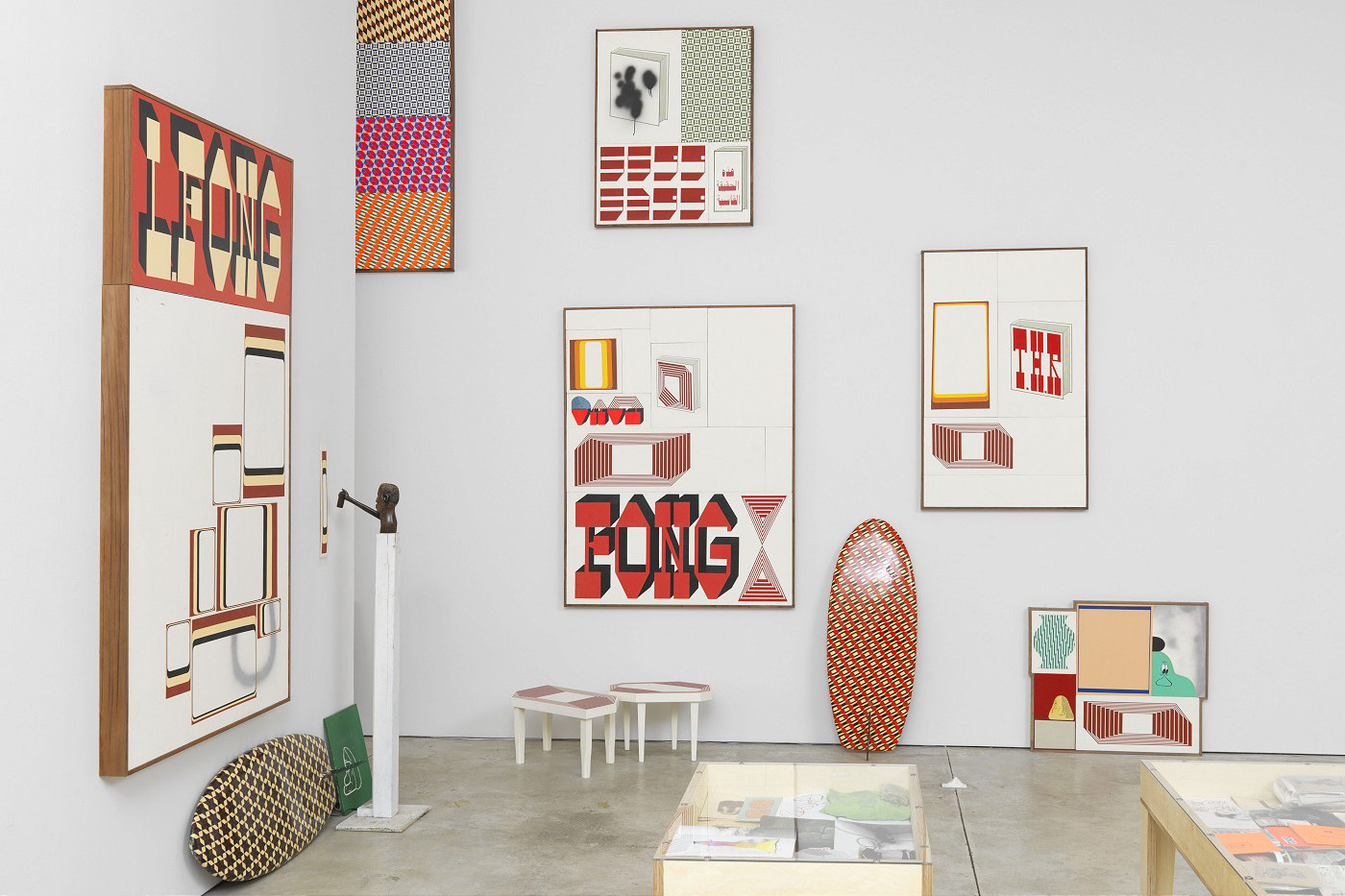 Best New Art James Jean Larry Clark Nate Lowman Barry Mcgee Tadashi Kawamata Exhibit Installation Paintings