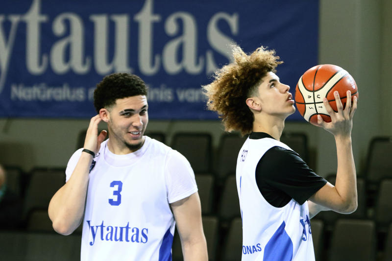 fffbc73befdd The Big Baller Brand Challenge Games in Lithuanian Will Be Streaming Live  on Facebook. A showcase to kick off LiAngelo and LaMelo Ball s professional  ...