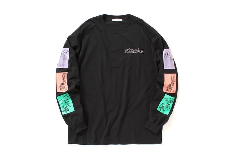 Blackeyepatch x Beams T Stacks Issue 01 Capsule
