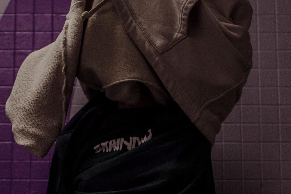 Brain Dead Seventh Drop BLENDS Editorial Hoodies Shirts T-Shirts